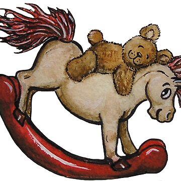 Ride 'Em Teddy by Horseworks
