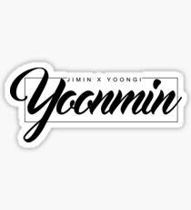 Pegatina YOONMIN