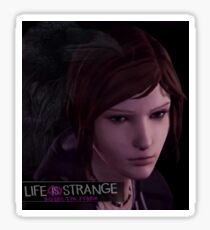 Chloe - Crow - Before the Storm - Life is Strange 1.5 Sticker