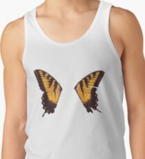 Paramore Butterfly Tank Top