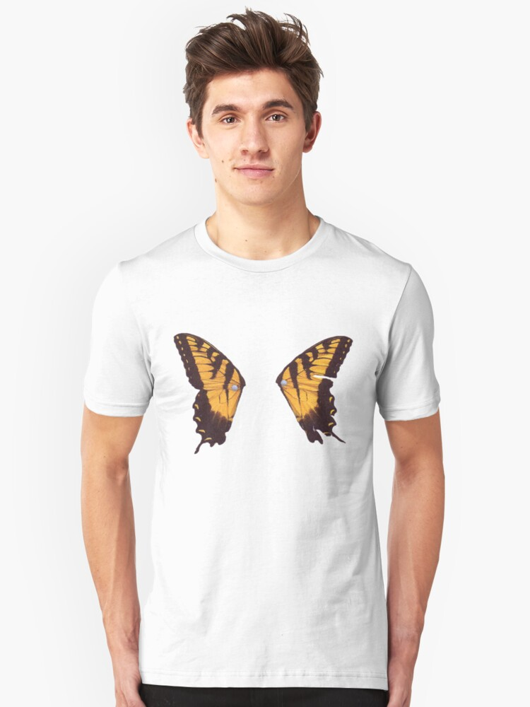 Paramore Butterfly Unisex T-Shirt Front