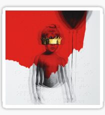 ANTI Rihanna Album Cover Sticker