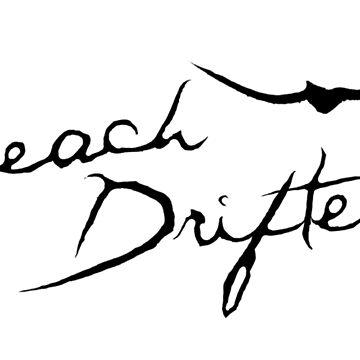 Beach Drifter Logo Black by beachdriftercc