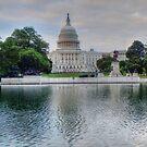 the U S CAPITAL by Stephen Burke