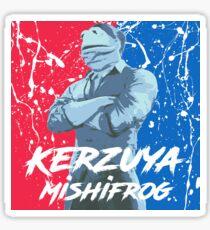 TEKKEN X KERMIT Sticker