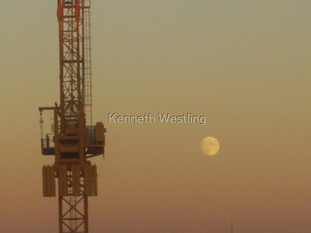 Moon by Kenneth Westling