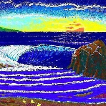 Golden Beach by mmhall