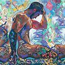 Sexy Merman Seaside Lover by RDRiccoboni