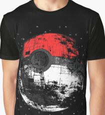 Pokemon Death Star Ultimate ! Graphic T-Shirt