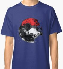 Pokemon Death Star Ultimate ! Classic T-Shirt