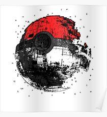 Pokemon Death Star Ultimate ! Poster