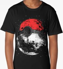Pokemon Death Star Ultimate ! Long T-Shirt