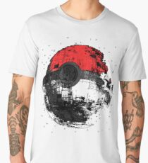 Pokemon Death Star Ultimate ! Men's Premium T-Shirt