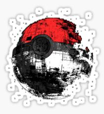 Pokemon Death Star Ultimate ! Sticker