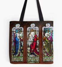 Stained Glass Tote Bag