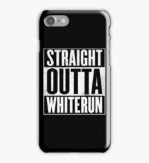 Skyrim - Straight Outta Whiterun iPhone Case/Skin