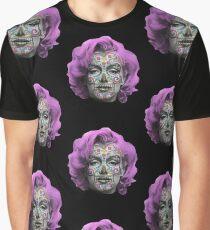 Marilyn Sugarskull Graphic T-Shirt