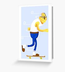 for ever young Greeting Card