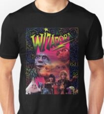 Wizadora Cast - CITV Retro 90s Slim Fit T-Shirt