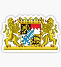 Bavaria Coat Of Arms  Sticker