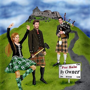 Selling a Scottish Castle  by SarahLynnB