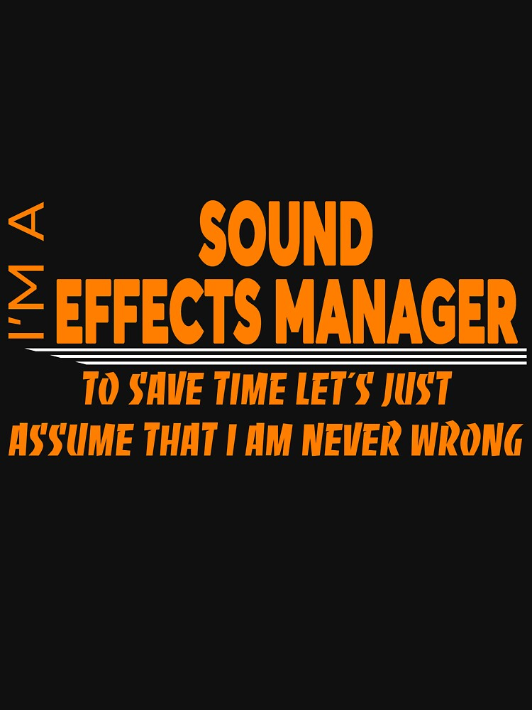 SOUND EFFECTS MANAGER by audioenginee
