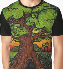 Wit Amba (big tree) Graphic T-Shirt