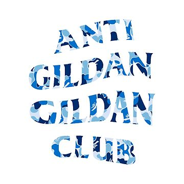 Anit Gildan Gildan Club | Pullover Hoodie - Black | Back Print by Street-King