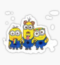 Minion Snapchat Filter Sticker