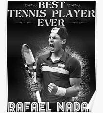 Rafa nadal The Best Poster
