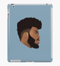 Khalid iPad Case/Skin