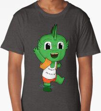 Terrifying Swamp Monster Long T-Shirt