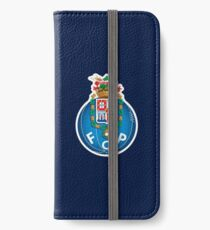 "FC Porto® - ""Symbol/Crest"" Cases, T-Shirts & Memorabilia iPhone Wallet"