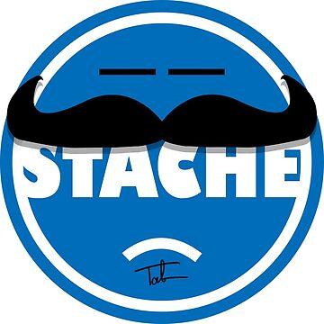 Stache - Trendz by Talo by colintart