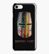 American Templar - Molon Labe iPhone Case/Skin