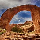 Rainbow Bridge National Monument by Kathy Weaver