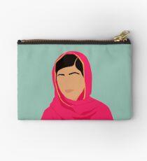 Malala - Feminist Icons & Inspiring Women Zipper Pouch