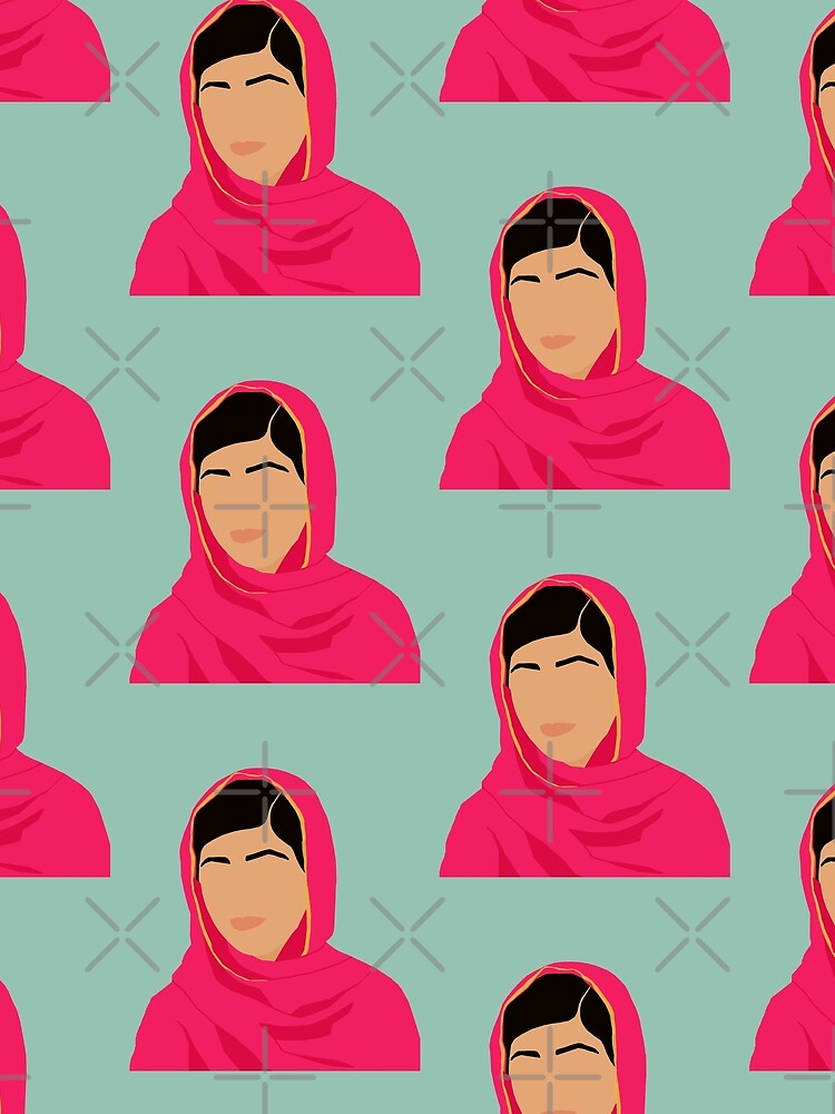Malala - Feminist Icons & Inspiring Women by thefilmartist