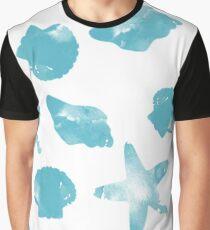 Seashells and Stars  Graphic T-Shirt