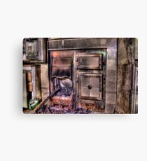 Well Cooked Canvas Print