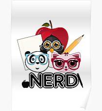Nerd Poster
