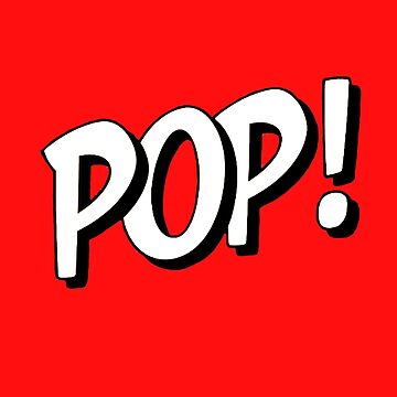 """Pop!"" white by tnoteman557"