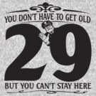29th Birthday by bunnyboiler