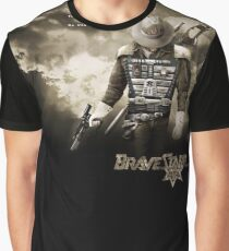 brave 4 Graphic T-Shirt