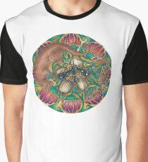 """Oleander"" Graphic T-Shirt"