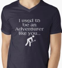 I Used To Be An Adventurer Like You T-Shirt