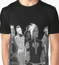 Undercover Losers   Mishkatron/CRBN FBR Graphic T-Shirt