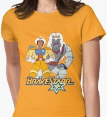 brave 11 Womens Fitted T-Shirt