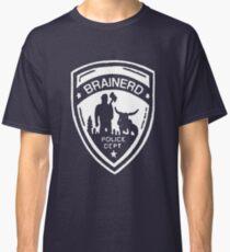 Brainerd Police white Classic T-Shirt