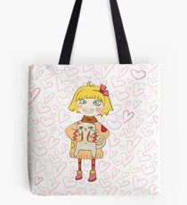 Have a cat day Tote Bag